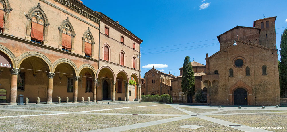 Bologna 3 - Piazza San Domenico
