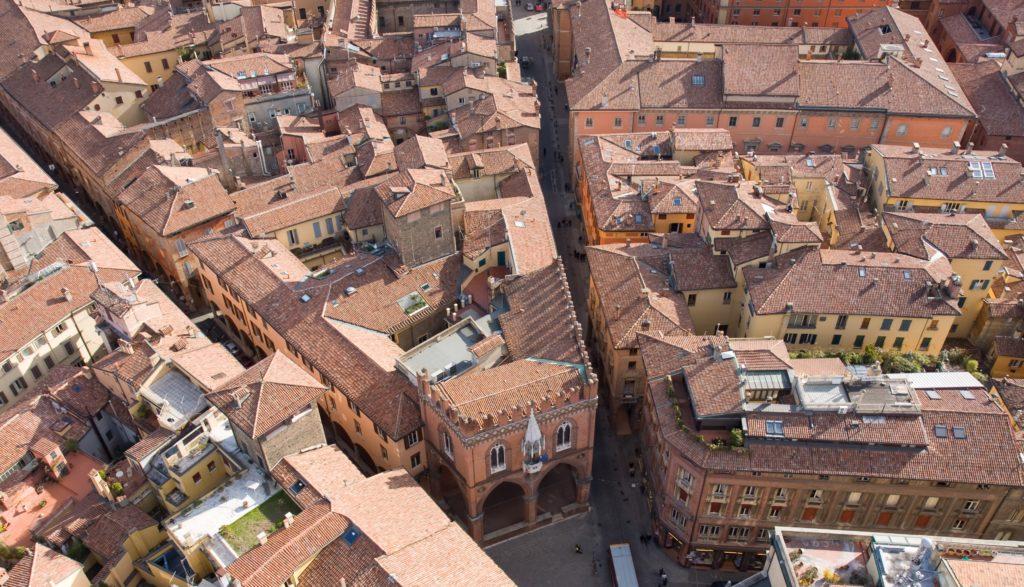 Bologna - Palazzo della Mercanzia